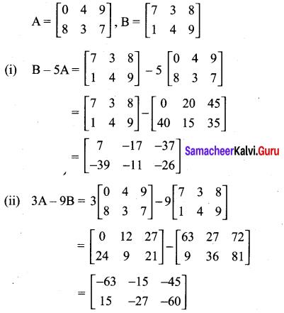 Samacheer Kalvi 10th Guide Maths Solutions Chapter 3 Algebra Ex 3.17