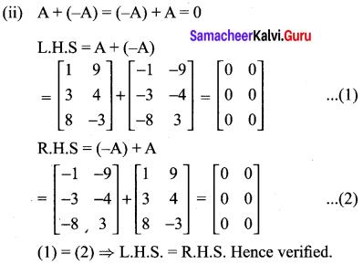 Exercise 3.17 Class 10 Maths Solutions Chapter 3 Algebra Samacheer Kalvi