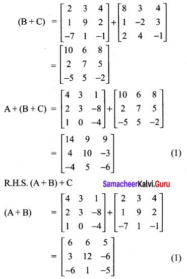 10th Maths Exercise 3.17 Chapter 3 Algebra Samacheer Kalvi