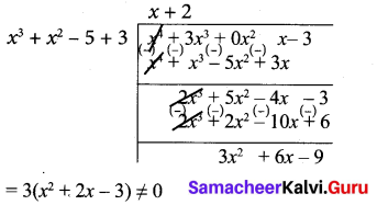 10th Maths Exercise 3.2 Samacheer Kalvi Chapter 3