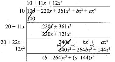 10th Maths 3.8 Samacheer Kalvi Maths Solutions Chapter 3 Algebra