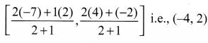 Samacheer Kalvi 10th Maths Chapter 5 Coordinate Geometry Additional Questions 6