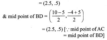 Samacheer Kalvi 10th Maths Exercise 5.2 Chapter 5 Coordinate Geometry