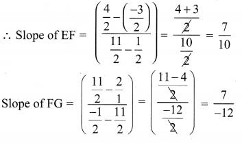 Ex 5.2 Class 10 Samacheer Kalvi Chapter 5 Coordinate Geometry