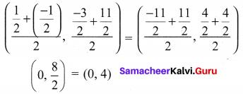 Samacheer Kalvi 10th Maths Chapter 5 Coordinate Geometry Ex 5.2 Samacheer Kalvi 10th Maths Chapter 5 Coordinate Geometry Ex 5.2 23