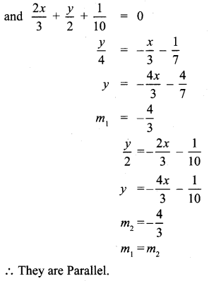 10th Maths Exercise 5.4 Maths Solutions Samacheer Kalvi Chapter 5 Coordinate Geometry
