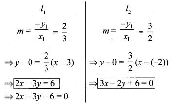 Samacheer Kalvi 10th Maths Chapter 5 Coordinate Geometry Unit Exercise 5 9