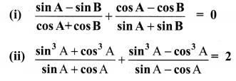 6.1 Trigonometry Answers Samacheer Kalvi 10th Maths Solutions Chapter 6