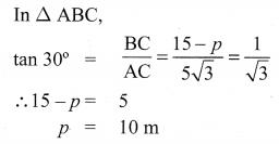 Samacheer Kalvi 10th Maths Chapter 6 Trigonometry Ex 6.2 13