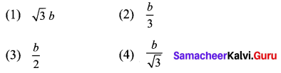 Samacheer Kalvi 10th Maths Chapter 6 Trigonometry Ex 6.5 60
