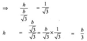 Samacheer Kalvi 10th Maths Chapter 6 Trigonometry Ex 6.5 62