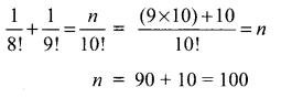 Class 11 Maths Exercise 4.1 Solutions Chapter 4 Combinatorics And Mathematical Induction Samacheer Kalvi