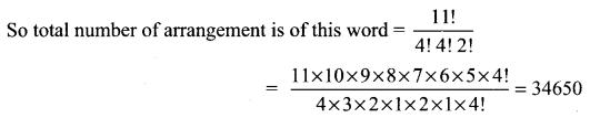 Combinatorics And Mathematical Induction Samacheer Kalvi 11th Maths Solutions Chapter 4 Ex 4.2