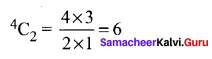 Samacheer Kalvi 11th Maths Solutions Chapter 4 Combinatorics and Mathematical Induction Ex 4.3 14