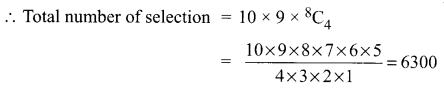 Samacheer Kalvi 11th Maths Solutions Chapter 4 Combinatorics and Mathematical Induction Ex 4.3 40