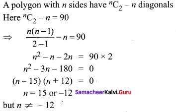 Samacheer Kalvi 11th Maths Solutions Chapter 4 Combinatorics and Mathematical Induction Ex 4.3 699
