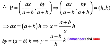 Samacheer Kalvi 11th Maths Solutions Chapter 6 Two Dimensional Analytical Geometry Ex 6.1 71