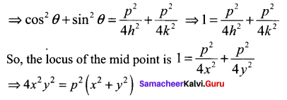 Samacheer Kalvi 11th Maths Solutions Chapter 6 Two Dimensional Analytical Geometry Ex 6.1 86