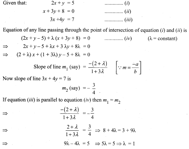 Samacheer Kalvi 11th Maths Solutions Chapter 6 Two Dimensional Analytical Geometry Ex 6.3 30