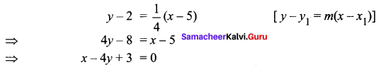 Samacheer Kalvi 11th Maths Solutions Chapter 6 Two Dimensional Analytical Geometry Ex 6.3 56