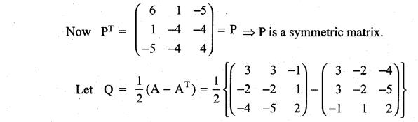 Samacheer Kalvi 11th Maths Solutions Chapter 7 Matrices and Determinants Ex 7.1 39