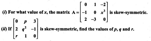 Samacheer Kalvi 11th Maths Solutions Chapter 7 Matrices and Determinants Ex 7.1 46