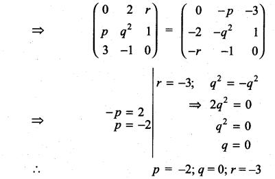 Samacheer Kalvi 11th Maths Solutions Chapter 7 Matrices and Determinants Ex 7.1 48