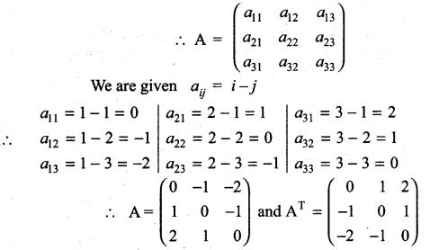 Samacheer Kalvi 11th Maths Solutions Chapter 7 Matrices and Determinants Ex 7.1 49