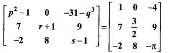 11th Maths Volume 2 Exercise 7.1 Samacheer Kalvi Chapter 7 Matrices And Determinants