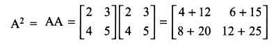 Samacheer Kalvi 11th Maths Solutions Chapter 7 Matrices and Determinants Ex 7.1 57