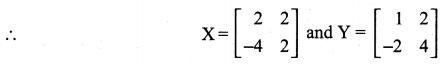 Samacheer Kalvi 11th Maths Solutions Chapter 7 Matrices and Determinants Ex 7.1 61