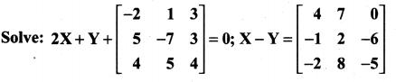 Samacheer Kalvi 11th Maths Solutions Chapter 7 Matrices and Determinants Ex 7.1 62