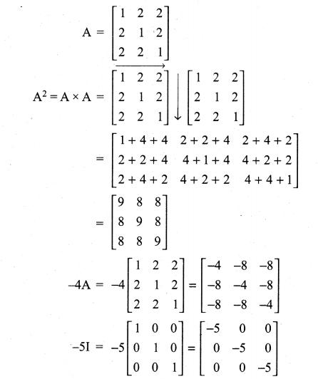 Samacheer Kalvi 11th Maths Solutions Chapter 7 Matrices and Determinants Ex 7.1 69