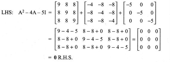 Samacheer Kalvi 11th Maths Solutions Chapter 7 Matrices and Determinants Ex 7.1 70
