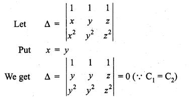 Samacheer Kalvi 11th Maths Solutions Chapter 7 Matrices and Determinants Ex 7.3 15