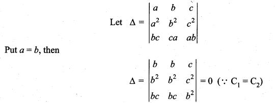 Samacheer Kalvi 11th Maths Solutions Chapter 7 Matrices and Determinants Ex 7.3 24