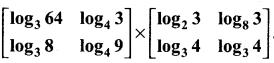 Samacheer Kalvi 11th Maths Solutions Chapter 7 Matrices and Determinants Ex 7.4 10