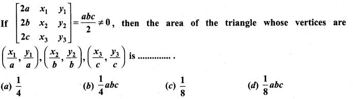 Samacheer Kalvi 11th Maths Solutions Chapter 7 Matrices and Determinants Ex 7.5 18