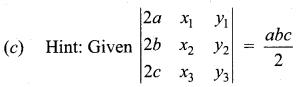 Samacheer Kalvi 11th Maths Solutions Chapter 7 Matrices and Determinants Ex 7.5 19