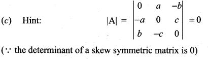 Samacheer Kalvi 11th Maths Solutions Chapter 7 Matrices and Determinants Ex 7.5 28