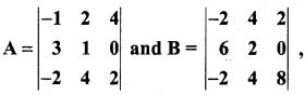 Samacheer Kalvi 11th Maths Solutions Chapter 7 Matrices and Determinants Ex 7.5 32