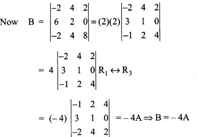 Samacheer Kalvi 11th Maths Solutions Chapter 7 Matrices and Determinants Ex 7.5 34
