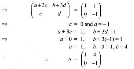 Samacheer Kalvi 11th Maths Solutions Chapter 7 Matrices and Determinants Ex 7.5 39