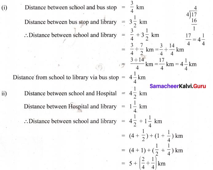 Samacheer Kalvi 6th Maths Solutions Term 3 Chapter 1 Fractions Ex 1.2 17