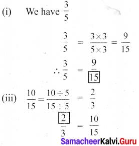 Samacheer Kalvi 6th Maths Solutions Term 3 Chapter 1 Fractions Intext Questions 8