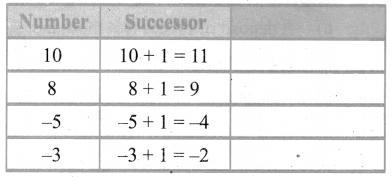 Samacheer Kalvi 6th Maths Solutions Term 3 Chapter 2 Integers Additional Questions 2