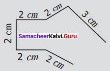 Samacheer Kalvi 6th Maths Solutions Term 3 Chapter 3 Perimeter and Area Intext Questions 2