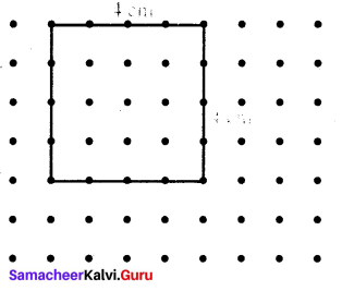 Samacheer Kalvi 6th Maths Solutions Term 3 Chapter 3 Perimeter and Area Intext Questions 3