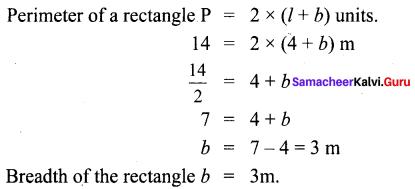 Samacheer Kalvi 6th Maths Solutions Term 3 Chapter 3 Perimeter and Area Intext Questions 8