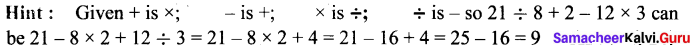 Samacheer Kalvi 6th Maths Solutions Term 3 Chapter 5 Information Processing Additional Questions 30